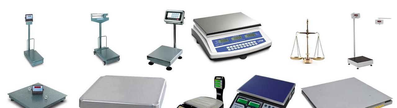 Balanças digitais, eletrônicas e de precisão